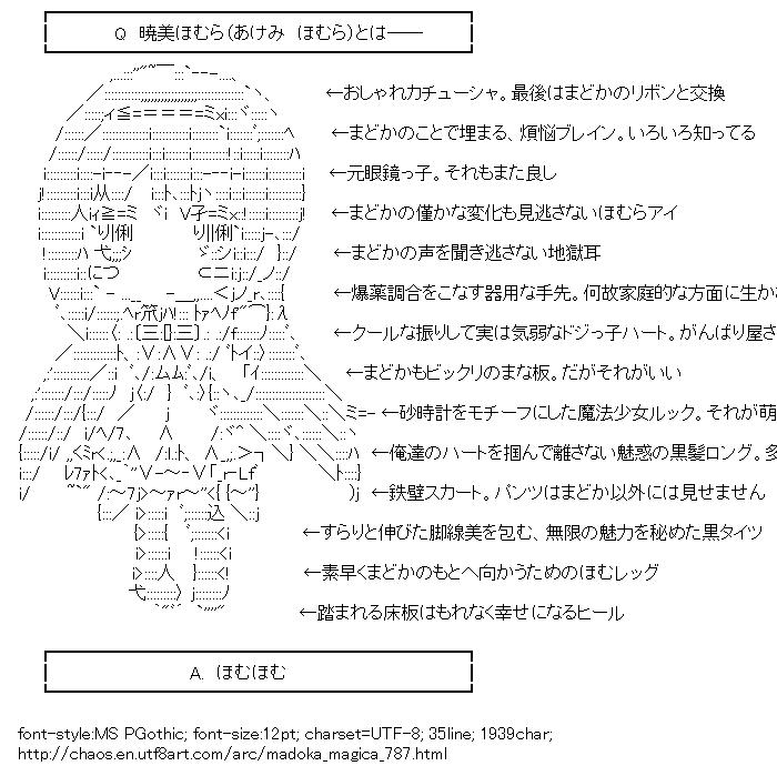 Puella Magi Madoka Magica,Akemi Homura