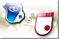 millos vs santafe