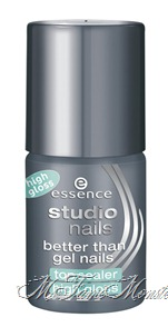 better than gel nails top sealer high gloss
