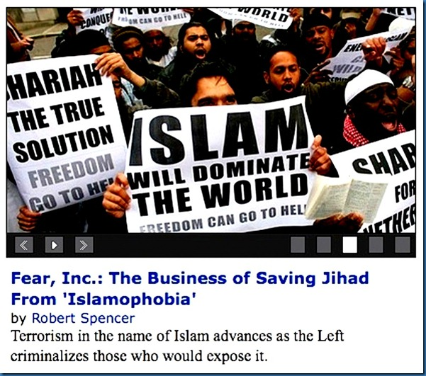 Fear, Inc. Jihad