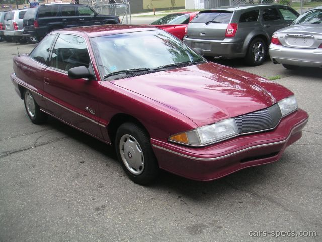 1996 Buick Skylark Coupe Specifications Pictures Prices