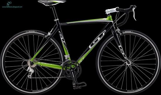 GTR SRS 4 Lime black