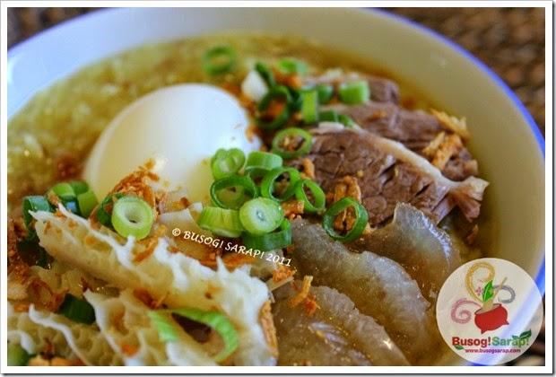 GOTO (FILIPINO BEEF CONGEE) PIC2© BUSOG! SARAP! 2011