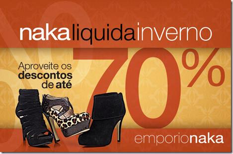 emporio naka bolsa sapatos acessorios liquidacao inverno 2011 loja