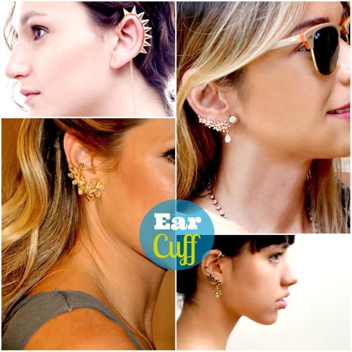 ear cuff brinco moda