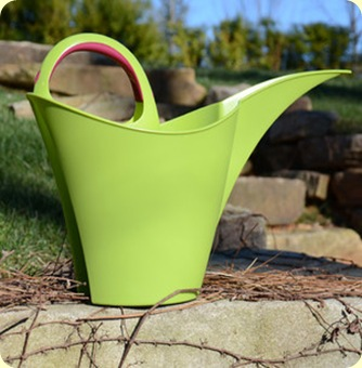 Keira watering can apple green
