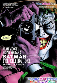 Batman: Sát Thủ Joker - Batman: The Killing Joke