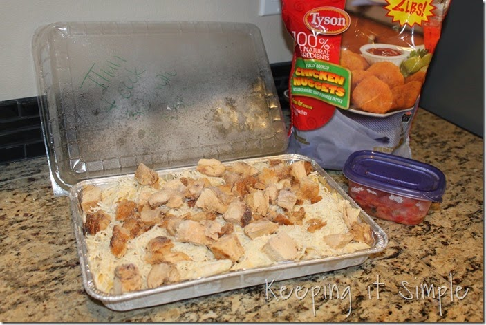 #ad 3-cheese-penne-chicken-pasta #summerofgiving (2)