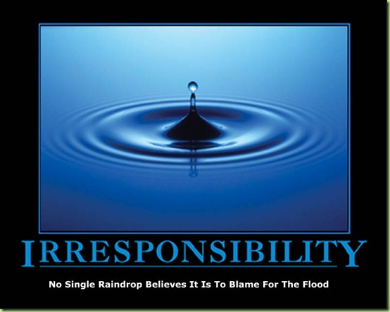 irresponsibility