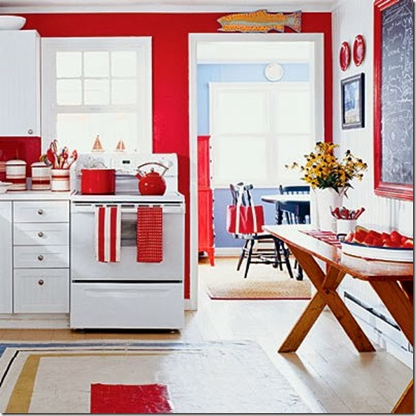 case e interni - uso del rosso - red - interior-design (2)