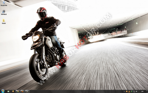 Download Ducati 2 Theme untuk Windows 7