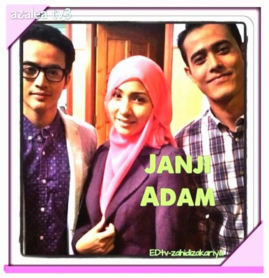 Senarai Lagu Ost Janji Adam Azalea TV3