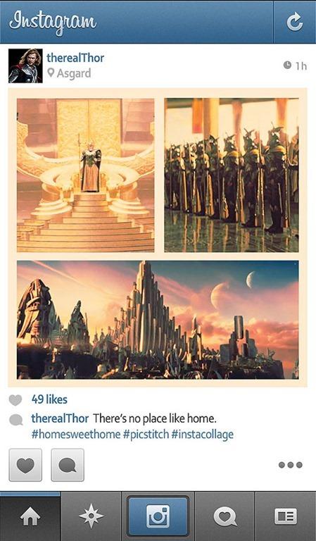 superheróis Instagram 04