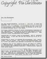 Ansættelsesbrev