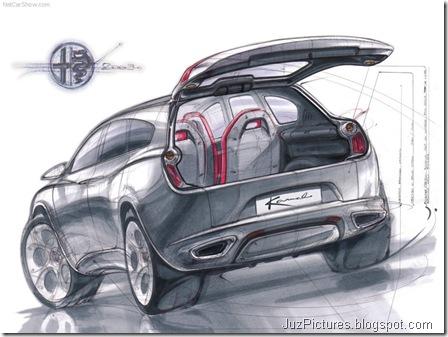 Alfa Romeo Kamal Concept9