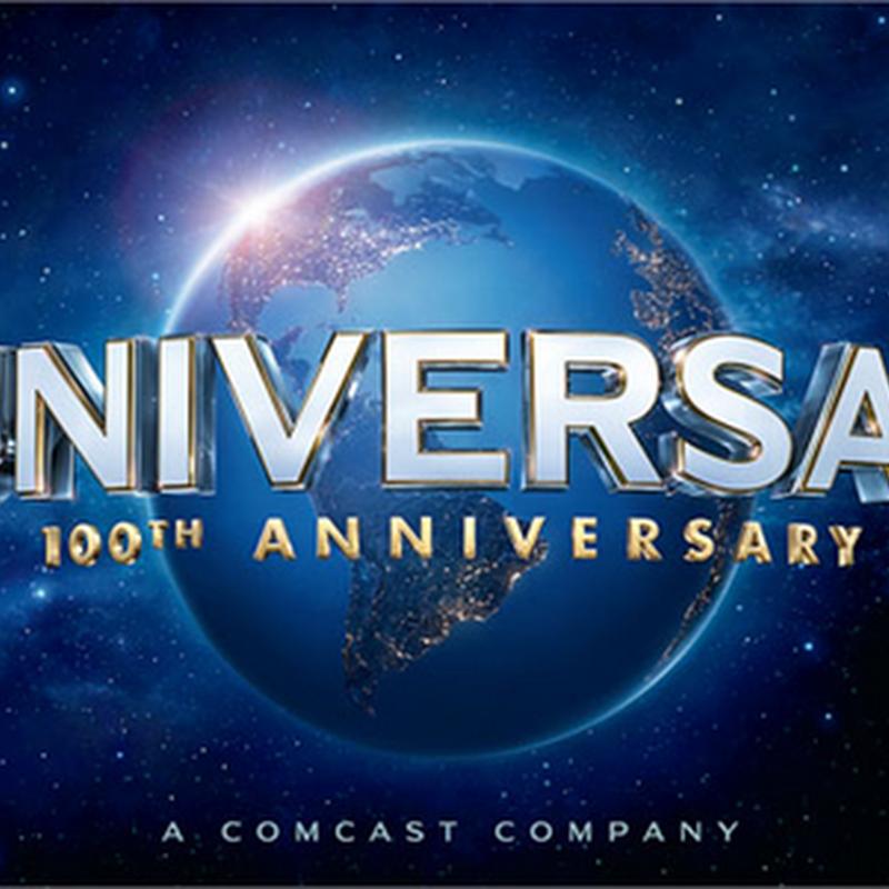 Nuevo logo animado de Universal Pictures