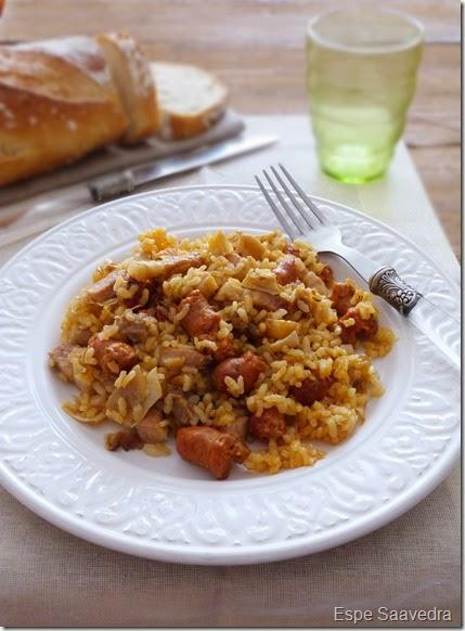 arroz a la zamorana espe saavedra