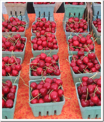cherries, wright farms, woodstock farm festival