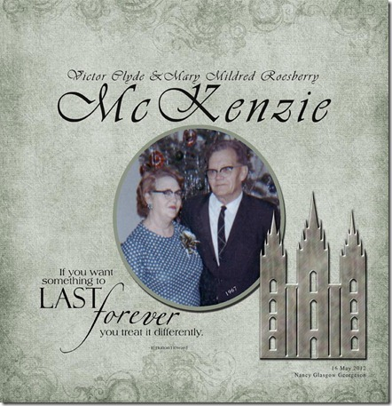 Eternal Marriage - Let Me Scrapbook<br />