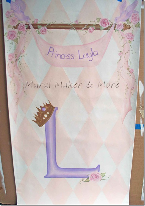 princess-wall-hanging