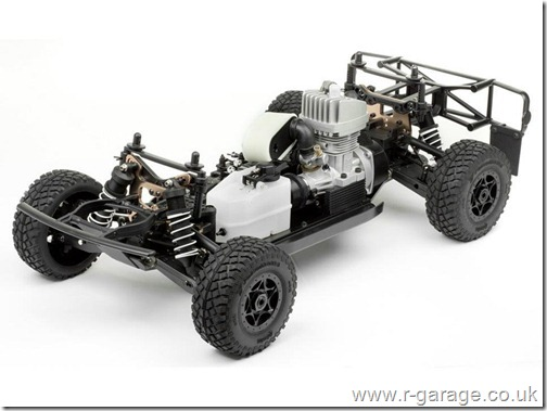 hpi revolution 18th petrol gasoline apache sc