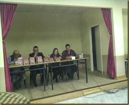 Πραγματοποιήθηκε στις 11 Οκτωβρίου 2013 στη Μελίτη Φλώρινας η παρουσίαση ενός ακόμη εξαίσιου βιβλίου του Πέτρου Βότση το οποίο κυκλοφόρησε πρόσφατα με τίτλο «Ο νερόμυλος του Γιάνκου».