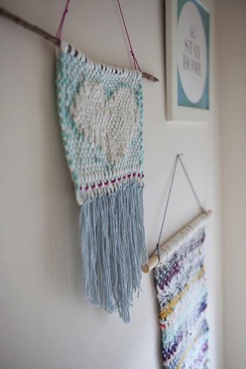 Woven Wall Hangings 2