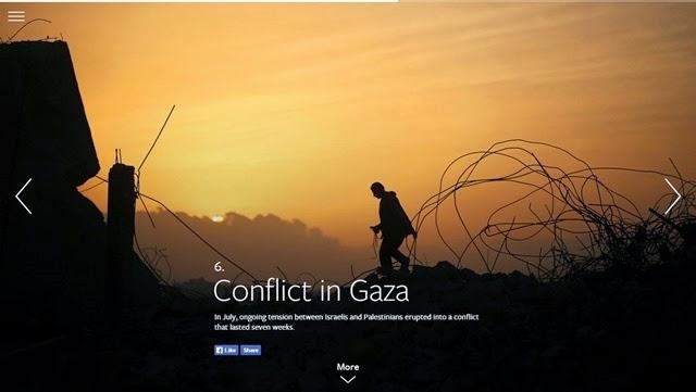 6. El conflicto de Gaza