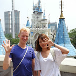 Joeun and I in Seoul, Seoul Special City, South Korea
