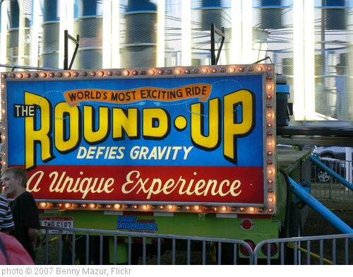 'Round-up' photo (c) 2007, Benny Mazur - license: http://creativecommons.org/licenses/by/2.0/
