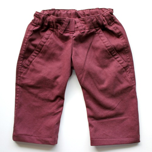 maroon pants after