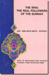 shia the real followers of ahlu sunnah