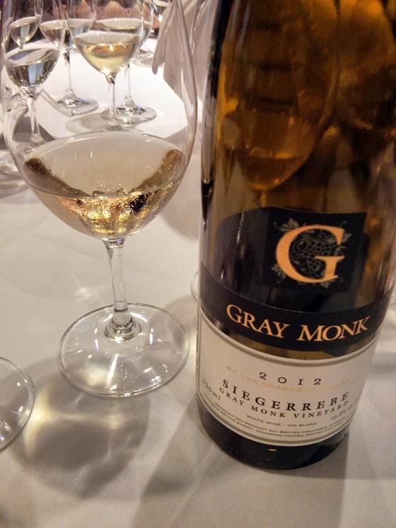 Gray Monk Siegerrebe