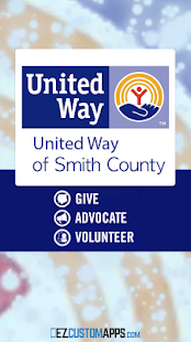 United Way of Smith County - screenshot