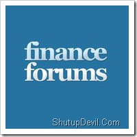 Finance Forums