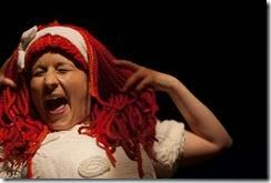 A Menina do Cabelo Vermelho