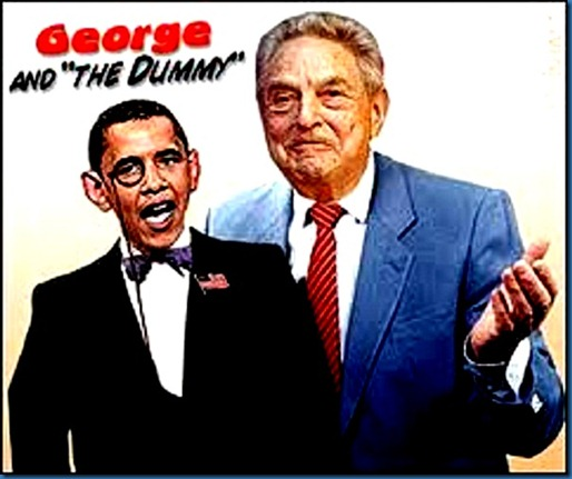 George Soros and the Dummy