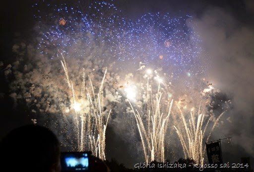 Glória Ishizaka - PL 2014 - Kyosso sai - fogos 1 a