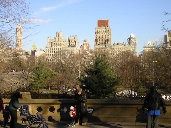 Obiective turistice SUA: Central Park, New York
