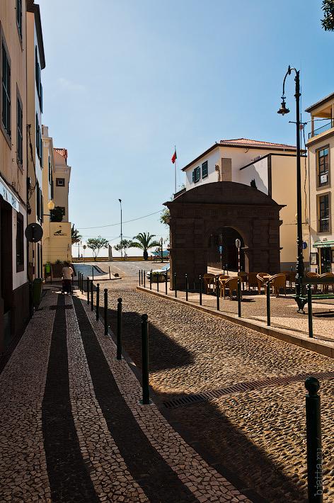 7. Фотопрогулка по улицам города. Улочки. Фуншал. Мадейра. Португалия. Круиз на Costa Concordia.