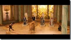 les rois et reines de Narnia