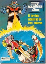 P00005 - Mazinger Z  - El terrible