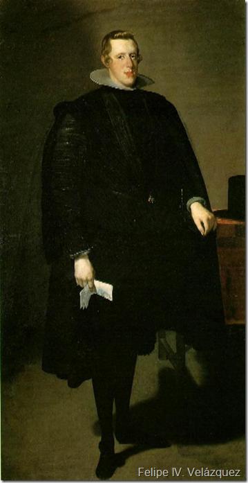 Felipe IV. Velázquez