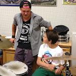 Musikprobe mit Jungmusikern