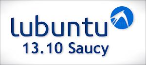 Lubuntu 13.10 Saucy