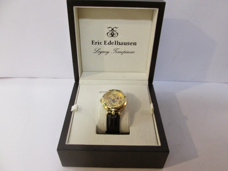 Eric Edelhausen Watch