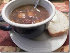 sausage soup 01