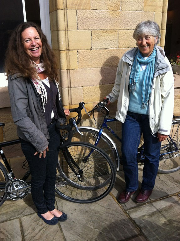 Jane Linfoot and Sue Hepworth 2
