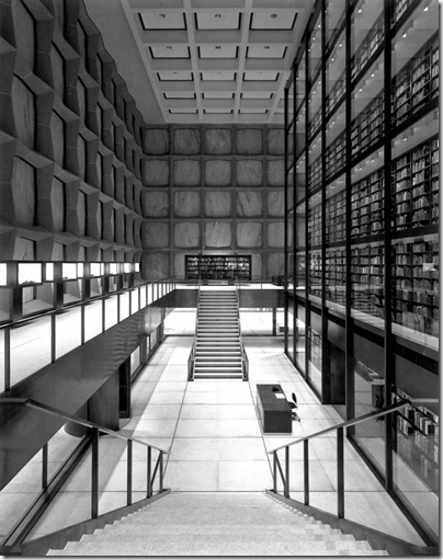 Ezra Stoller_Beinecke Rare Book and Manuscript Library2
