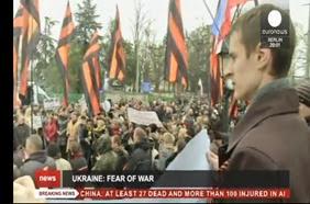 Crimèa 1 març 2014 Euronews 2